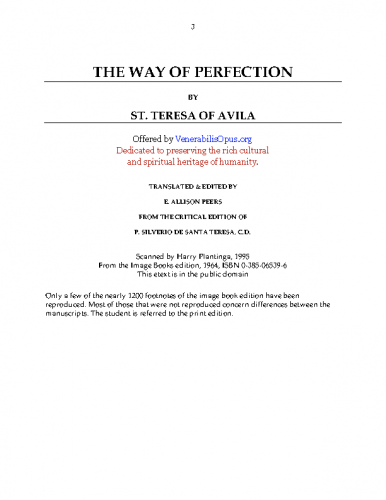 138_st-teresa-of-avila-the-way-of-perfection