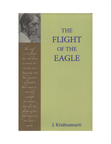 The-Flight-of-the-Eagle-by-Krishnamurti