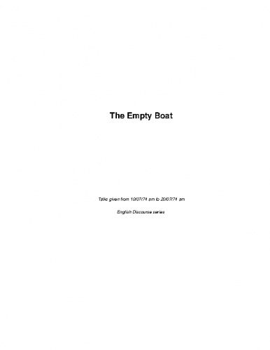 The_Empty_Boat