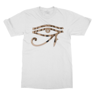 Eye of Ra Tee Shirt - White